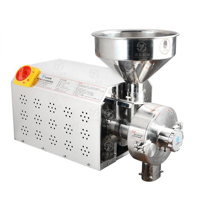 3000型五谷雜糧(liang)磨粉機