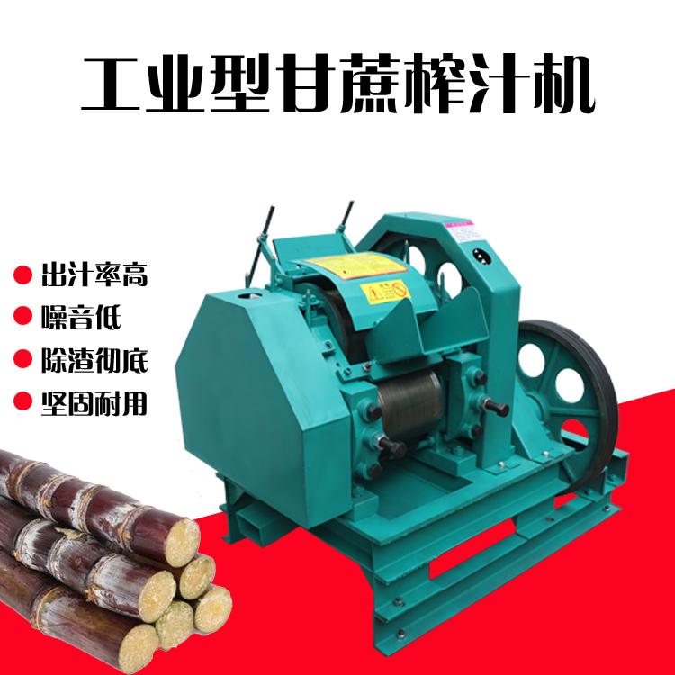 大型(xing)甘蔗(zhe)榨汁機